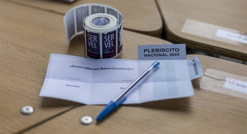 Ganó el Apruebo: chilenas y chilenos hacen historia eligiendo el camino para una nueva Constitución para Chile