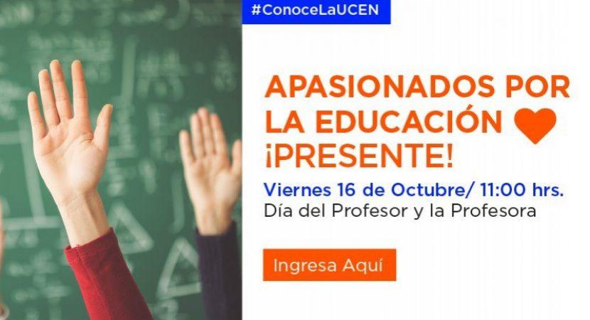 Apasionados por la Educación ¡Presente!