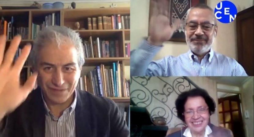 Conversatorio Apasionados por la Educación ¡Presente!: Expertos coinciden en la necesidad de una educación más colaborativa y humanista