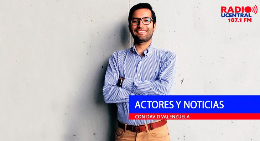 Actores y Noticias 1/3/2021
