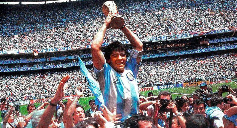 Se fue una leyenda del fútbol: Diego Armando Maradona fallece a los 60 años
