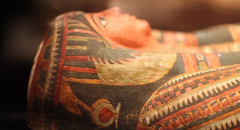 Egipto: Cien sarcófagos son descubiertos en la necrópolis de Saqqara
