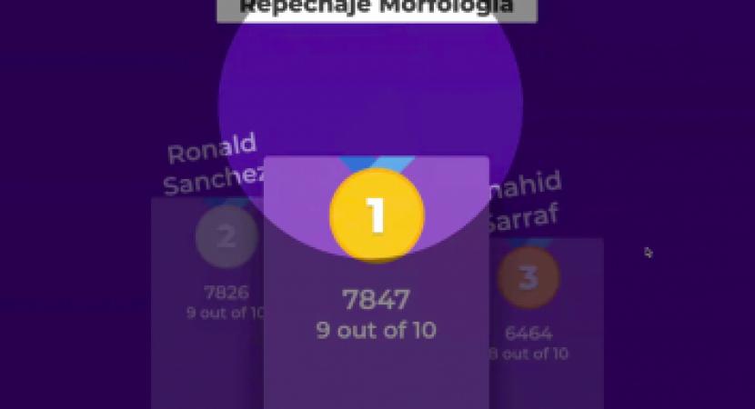 Participantes de Torneo de Morfología clasifican con excelentes resultados