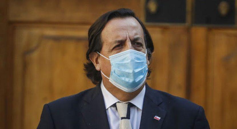 Cámara aprueba acusación constitucional en contra del ministro del Interior Víctor Pérez y ahora pasará al Senado