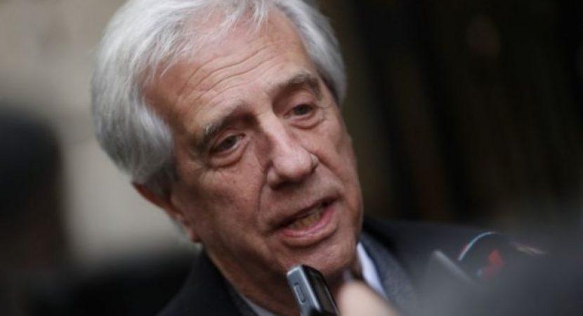 Uruguay despidió a expresidente Tabaré Vázquez tras fallecer por un cáncer al pulmón