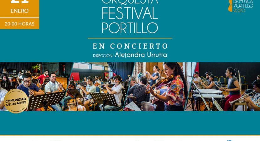 Festival Internacional de Música Portillo 2021 celebrará su tercera versión en modalidad online