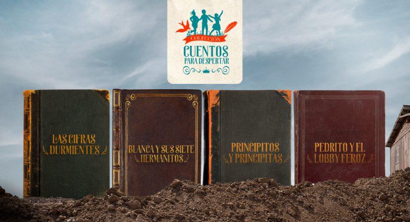 Cuentos para Despertar: La campaña que advierte sobre los efectos de la pobreza en niñas, niños y adolescentes en Chile