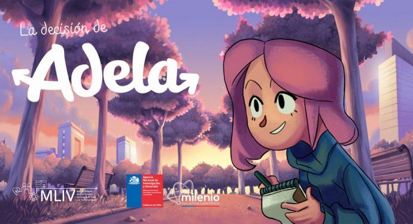 """""""La decisión de Adela"""": el nuevo cómic interactivo que da muestra de los estereotipos de género en la ciencia y la tecnología"""