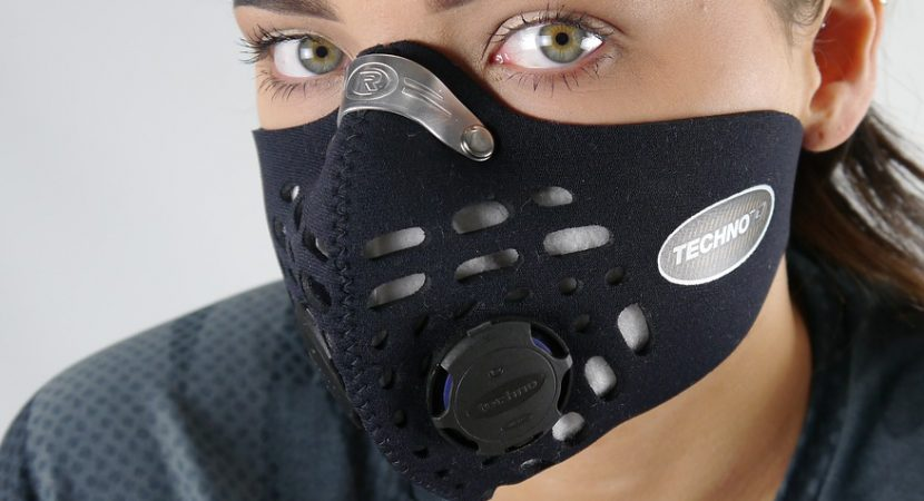 OMS no recomienda mascarillas con válvula como forma de protección contra el COVID-19