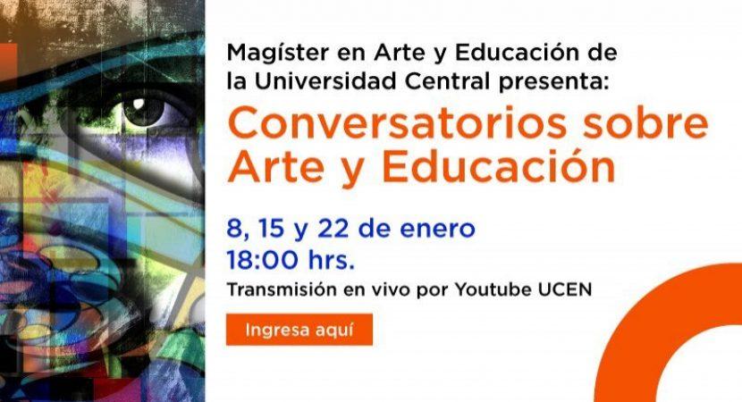 Conversatorios sobre Arte y Educación