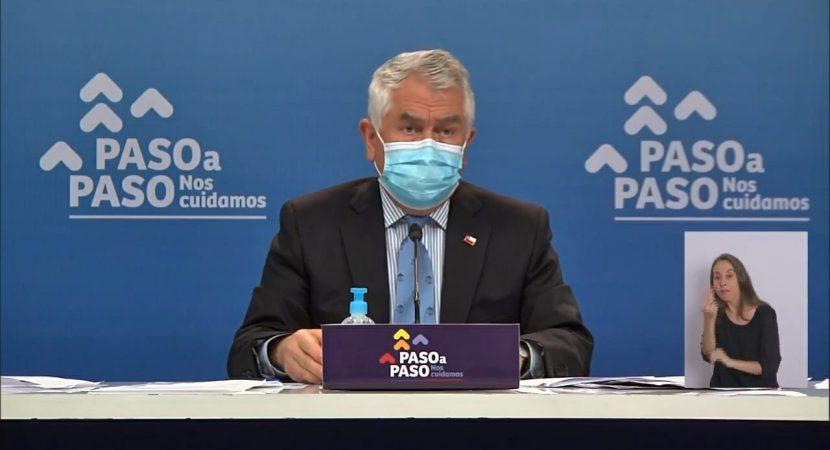 Rápido aumento de contagios por coronavirus a nivel nacional preocupa a las autoridades