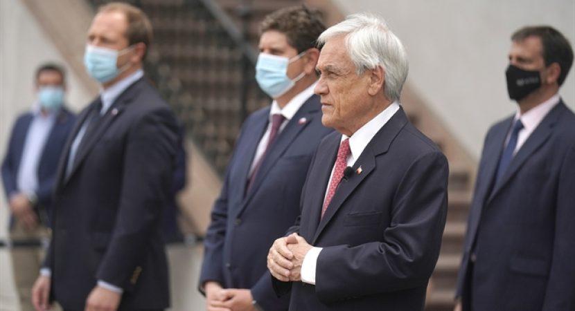 Presidente Piñera promulga ley que otorga mayores beneficios a PYMES para potenciar la reactivación y recuperación de la economía