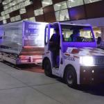 Llega a Chile nuevo cargamento de vacunas Sinovac con un millón de dosis