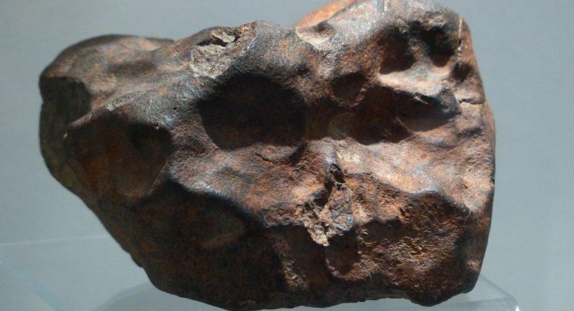 Meteorito descubierto en Argelia se formó antes que nuestro planeta