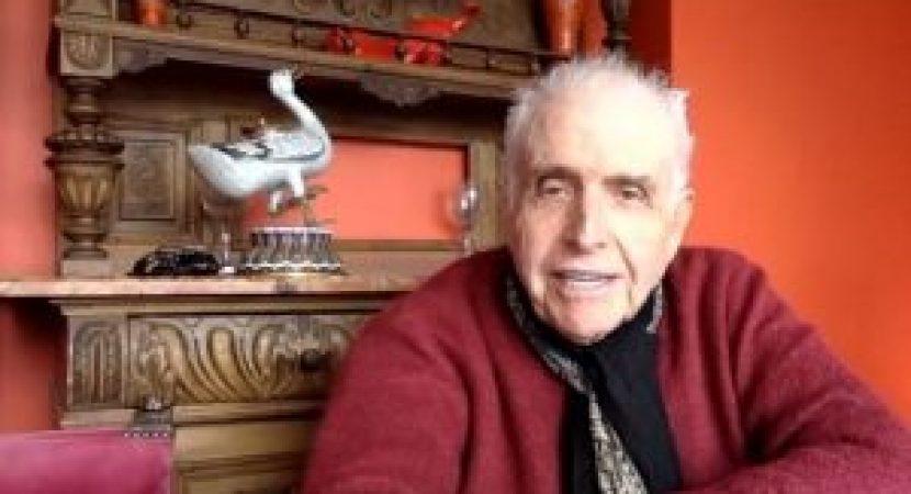 Muere destacado actor nacional Tomás Vidiella tras dura lucha contra el Covid-19