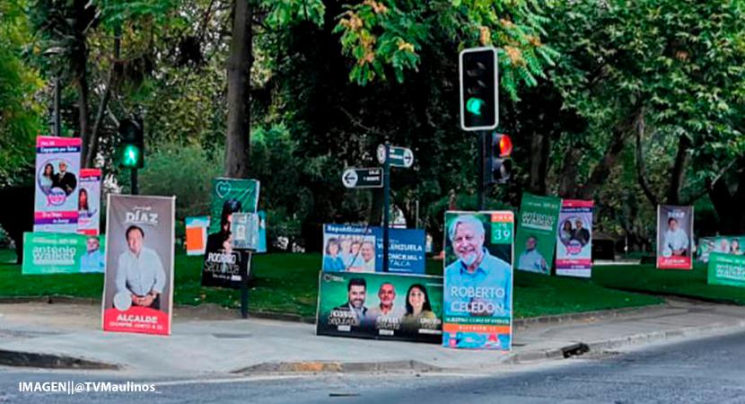 Estudio de la Asociación Chilena de Municipalidades revela que un 46% de los candidatos a alcalde y alcaldesa nunca ha ejercido un cargo público