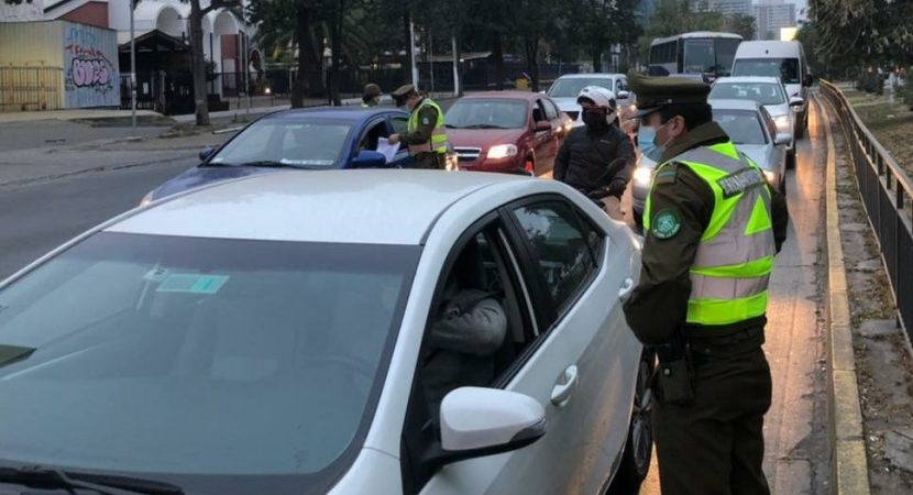 Más de 3 mil personas fueron detenidas en  las últimas 24 horas en todo el país por no respetar medidas sanitarias