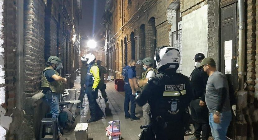 Casi 1.400 infracciones por ruidos molestos cursadas durante la pandemia en Santiago