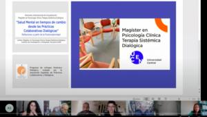 Seminario de Salud Mental en tiempos de cambio desde las Prácticas Colaborativas Dialógicas
