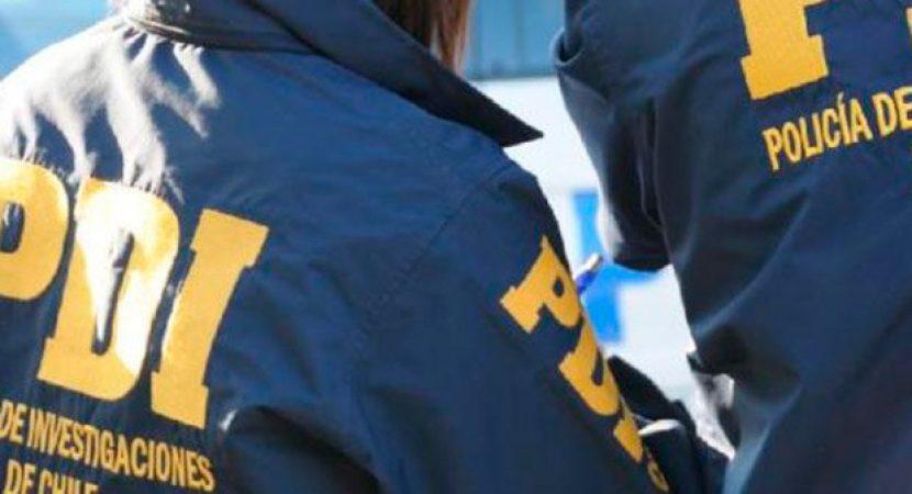 PDI detiene a sujeto por abusar de un menor de 14 años en Tarapacá