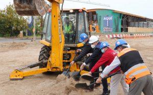 Ministro de Obras Públicas da inicio a modernización del aeropuerto Chacalluta de Arica por una inversión de 55 mil millones de pesos