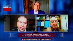 Decano de Facsalud presidirá la Corporación para la Nutrición Infantil en Chile