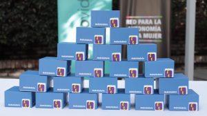 Ministerio de la Mujer presenta dispositivo para alertar hechos de violencia contra la mujer
