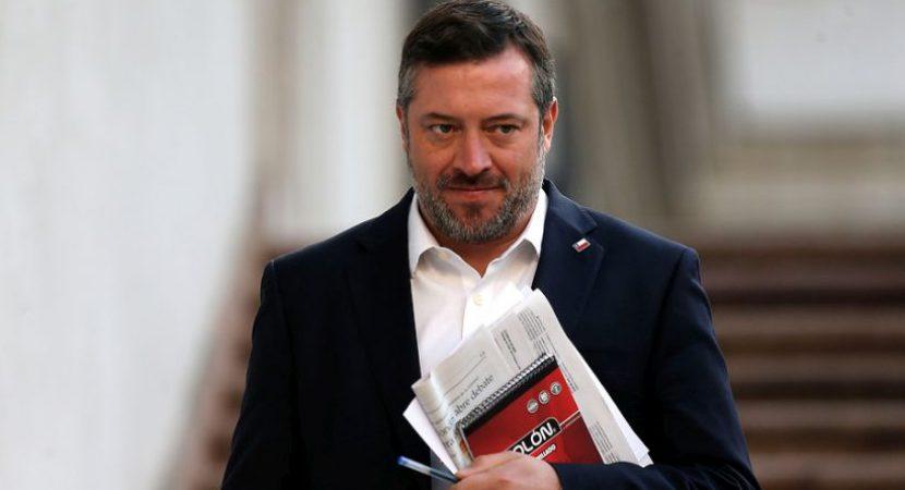 Sebastián Sichel oficializó su apoyo a Claudio Orrego como candidato a gobernador por la RM