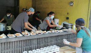 Municipalidad de Santiago presenta iniciativa de apoyo a ollas comunitarias