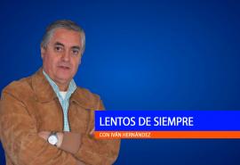 Lentos de Siempre 22/10/2021