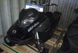 Evitan contrabando de moto de nieve, potenciador de rendimiento físico y productos veterinarios
