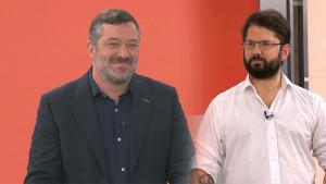 Encuesta Cadem: Boric y Sichel siguen en la delantera presidencial