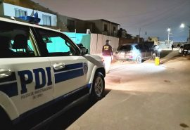 PDI investiga homicidio frustrado en contra de un joven de 20 años